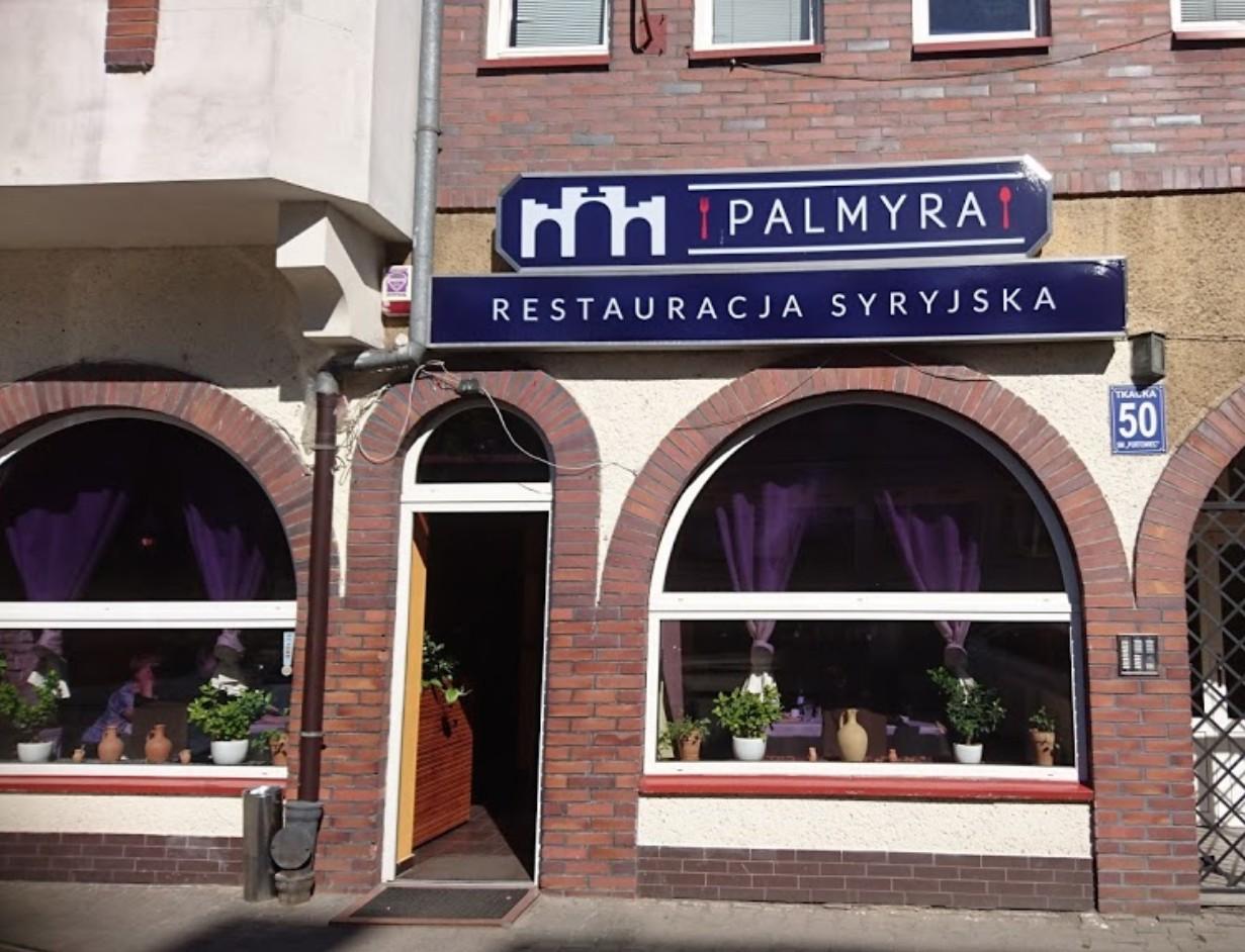 Palmyra Restauracja Syryjska Szczecin Rezerwacja Dostawy Odbioru Stolika Online W Zjedz My